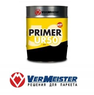 Однокомпонентный полиуретановый грунт для стяжки PRIMER UR 50 - 10 л (уп.)