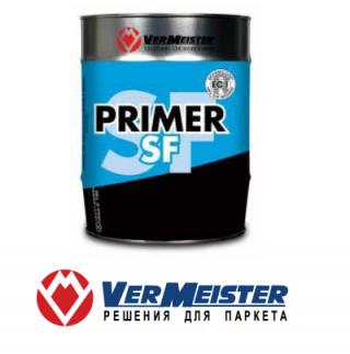 Однокомпонентный полиуретановый грунт для стяжки без растворителей Primer SF - 12 кг (уп.)