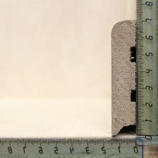 Плинтус прямой 70мм  В/С